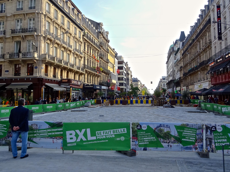 rénovation urbaine et gentrification